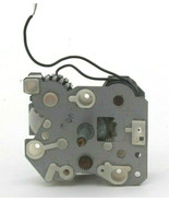 Vintage Electric Sunbeam Clock Movement Mo. E46962 120v 60Hz 2w Parts Only - $29.00