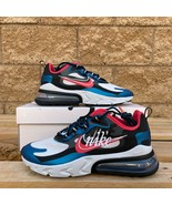 Nike Air Max 270 React 'Time Capsule' Men's Athletic Sneaker CT1616-400 ... - $116.88