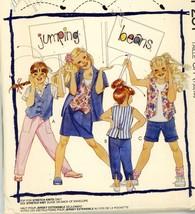 McCall's P231 Vintage Girls Vest, Top, Skirt, Pants, and Shorts Uncut SZ... - $2.00