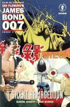 James Bond A Silent Armageddon Comic Book #2 Dark Horse 1993 NEAR MINT NEW - $3.99