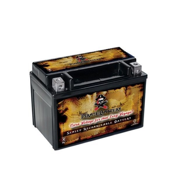 YTX9-BS ATV Battery for Suzuki 250cc LT-Z250 QuadSport 2008