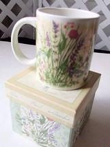 Coffee Mug in Box By Revelations In Herbal Bouq... - $25.00