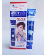 30g. Melaklear White Melasma Brightening Cream with Nano Alpha Arbutin S... - $9.00