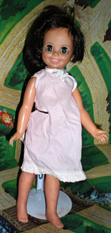 Ideal Doll - Mia -Crissy Growing Hair Doll - 1970