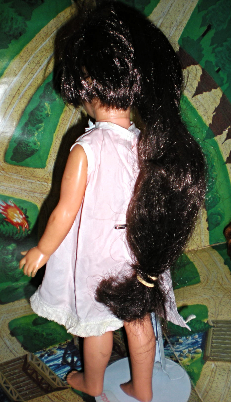 Ideal Doll - Mia -Crissy Growing Hair Doll - 1970 image 3