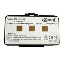 Battery 4 Garmin GPSMAP 276 276c 296 296c 376 376c 378 378c 396 396c 478 495 496 - $16.95