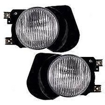Fits 02-03 Galant Left & Right Fog Lamp Assemblies - pair - $102.85