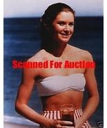 STEPHANIE ZIMBALIST SEXY BIKINI TOP PHOTO 7M-270 - $14.84