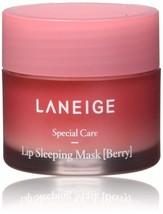 LANEIGE LIP SLEEPING MASK Berry 20g / Lip Sleeping Pack / Lip Treatment ... - $14.81