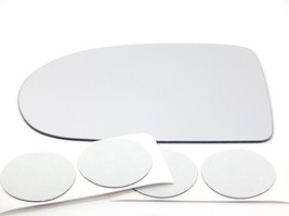 Fits 07-14 Compass Left Driver Mirror Glass Lens w/ Adhesive    USA - $15.25