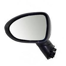 Fits 12-13 Rio Rio5 Left Driver Mirror Power UnPainted With Heat, Man Fold NoSig - $99.95