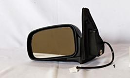 Fits 99-02 Nissan Quest Left Driver Power Mirror Manual Folding No Heat/Memory - $55.95