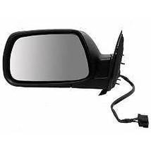 05-10 Grand Cherokee Left Driver Mirror Power Black w/Heat no Memory no Auto Dim - $55.95