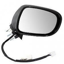 Fits 06-08 Lexus IS250 IS350 Right Pass Mirror Powr Unpainted w/Heat, Light, Mem - $116.95