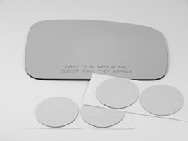 Fits 03-09 Kia Sorento, Right Passenger Mirror Glass Lens with Adhesive, USA - $16.95