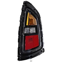 FITS 10-13 KIA SOUL RIGHT PASS TAIL LAMP ASSM AMBER-CLEAR-RED LENS W/O LED - $94.45