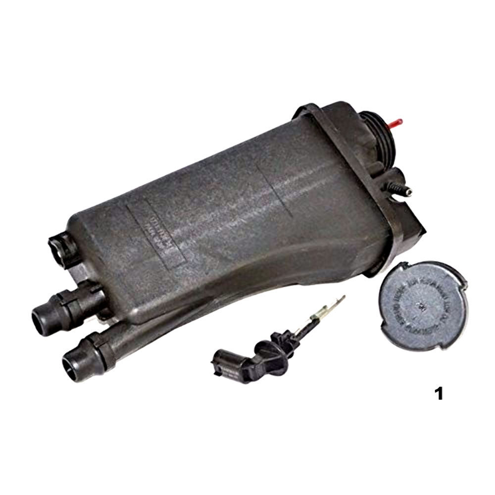 Fits 99 03 Bmw 5 Series Except 540i Coolant And 50 Similar Items 525i Expansion Tank S L1600