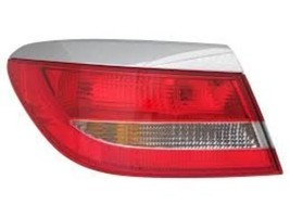 Fits 12-14 Buick Verano Left Driver Tail Lamp Assembly Quarter Mounted - $123.85