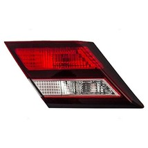 Fits 13-15 Honda Civic Sedan Excludes Hybrid Left Driver Tail Lamp - Lid Mounted - $56.95