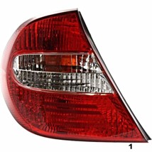 FITS 02-04 TOYOTA CAMRY LEFT DRIVER TAIL LAMP ASSEMBLY - $76.60
