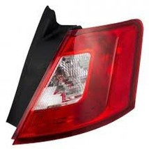 Fits 10-12 Ford Taurus Right Passenger Tail Lamp Assembly with Chrome Trim - $209.95