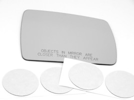 Fits 07-10 Rondo Right Passenger Convex Mirror Glass Lens w//Adhesive USA