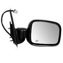 02-07 Liberty Right Pass Mirror Power Textured Black w/Heat w/o Memory,Auto Dim - $48.25