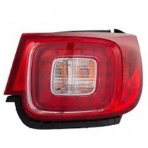 13-15 Chevrolet Malibu Right Passenger Tail Lamp Assembly w/Led Quarter Mounted - $440.95