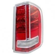 Fits 11-13 Chrysler 300 Left Driver Tail Lamp Assembly with Chrome Cente... - $177.35