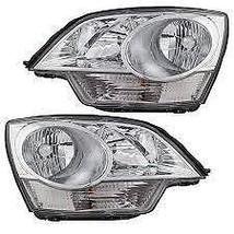 08-10 Saturn Vue;08-09 Vue Hybrid;12-14 Chev. Captiva Sport L&R Headlamp... - $329.65