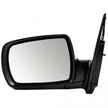 Fits 09-14 Sedona Left Driver Mirror Power Unpainted With Heat, Signal, Memory - $123.95