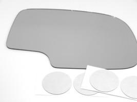 00-06 Suburban Left Driver Manual Mirror Glass  USA  BAP-2765 - $18.47