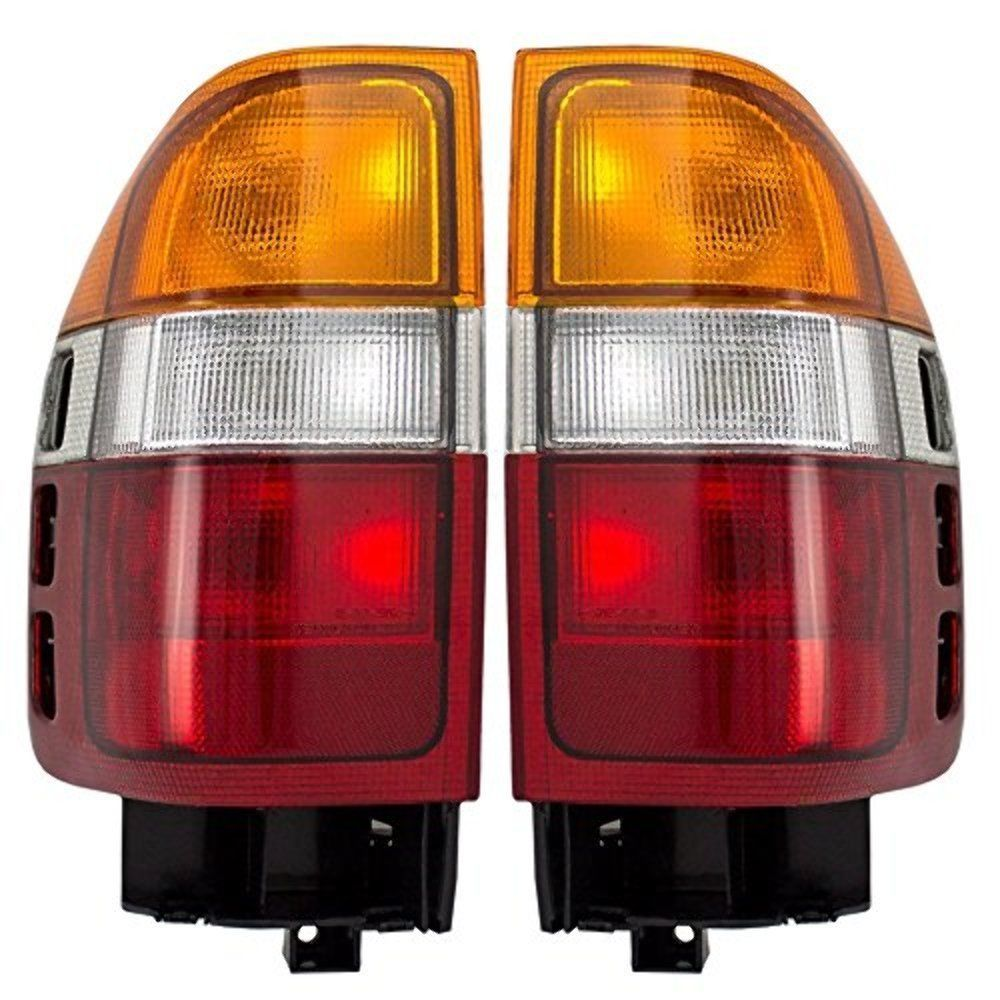 Fits 98-02 Honda Passport 98-99 Isuzu Amigo/Rodeo Left & Right Tail Lamp Assem - $199.95