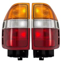 Fits 98-02 Honda Passport 98-99 Isuzu Amigo/Rodeo Left & Right Tail Lamp... - $199.95