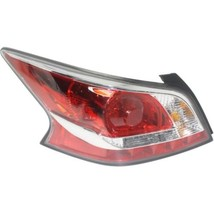 FITS 13-15 NISSAN ALTIMA SEDAN LT DR TAIL LAMP ASSM STAND TYPE With GREY... - $89.95