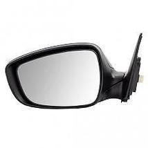 Fits 11-13 Elantra Sedan Left Driver Mirror Unpainted With Heat, Signal,... - $80.95