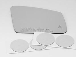 10-14 Mercedes C Class Right Passenger Convex Mirror Glass Lens w/ Blind Spot De - $32.95
