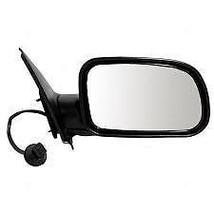 99-04 Grand Cherokee Right Passenger Mirror Power Textured Black w/o Heat - $43.95