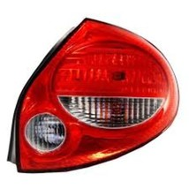 FITS 00-01 NISSAN MAXIMA RIGHT PASSENGER TAIL LAMP ASSEMBLY With RED BEZEL - $52.45
