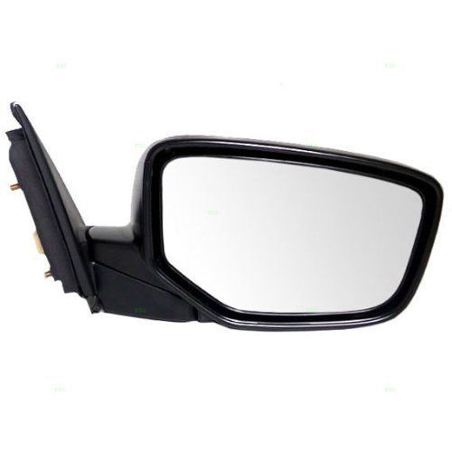 08-12 Accord 2-Door Coupe Power Non-Heat Fold Rear View Mirror Left Driver Side