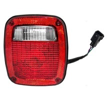 FITS 98-06 JEEP WRANGLER LEFT DRIVER TAIL LAMP ASSEMBLY W/SQUARE CONNECTOR - $54.95