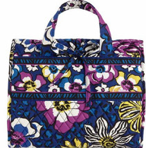 NWT VERA BRADLEY AFRICAN VIOLET TRAVEL HANGING ORGANIZER /COSMETIC image 2
