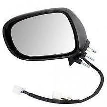 Fits 06-08 IS250 IS350 Left Driver Mirror Power Unpainted w/Heat, Light, Memory - $116.95
