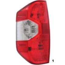 Fits 14 15 Toyota Tundra Left & Right Set Tail Lamp Assemblies - $185.95