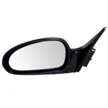 Fits 99-05 Sonata Left Driver Mirror Power Non-Painted Black With Heat - $45.95