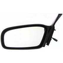 Fits 06-12 Mitsubishi Eclipse Right Passenger Mirror Power Unpainted Blck W//Heat