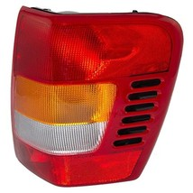 Fits 99-02 Jeep Grand Cherokee Right Passenger Tail Lamp Unit Assembly T... - $48.25
