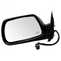 Fits 05-08 Grand Cherokee Left Driver Mirror Power Text Black w/ Heat, Memory - $71.95