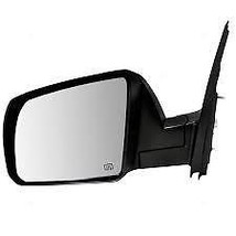 07-13 Sequoia/Tundra Left Driver Mirror Power Text Black w/Heat w/o Sign... - $73.95