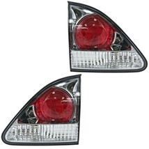 FITS 01-03 LEXUS RX300 BACK-UP LT & RT SET LAMP UNIT ASSMS TAILGATE MOUNTED - $188.95